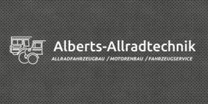 Alberts Allradtechnik Logo